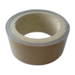 Taśma Teflonowa bez kleju 50 x 0,20 mm - 30 metrów