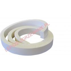 Siliconespongeprofile,white2x20x1000mm