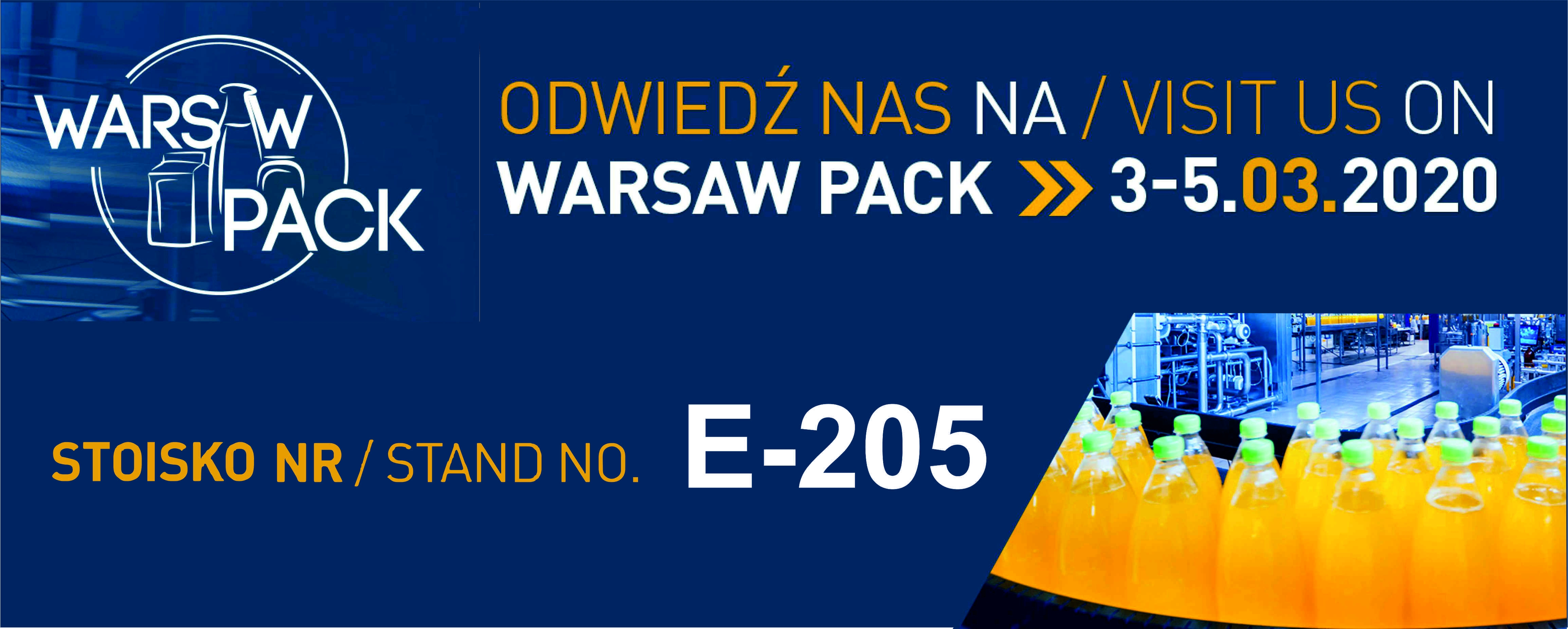 Visit us on Trade Show in Warsaw!
