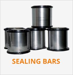 Sealing bars